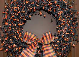 27 wreath door decoration halloween wreath halloween door