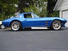 mongoose corvette 1963 used chevrolet corvette mongoose motorsports grand sport at