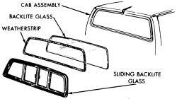 dodge ram rear window solved how to install rear window on 1995 dodge ram fixya