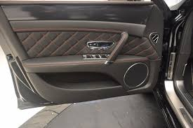 bentley flying spur black interior 2017 bentley flying spur w12 s stock b1251 for sale near
