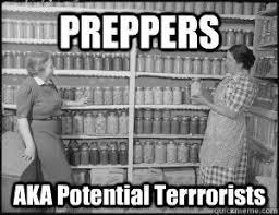 Doomsday Preppers Meme - prepper memes
