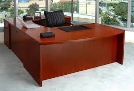 Transitional Office Furniture by Discount Office Furniture Mayline Mira Bow Front Desk Meu3