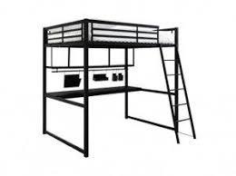 lit mezzanine noir avec bureau achetez lit mezzanine enfant occasion annonce vente à lunel 34