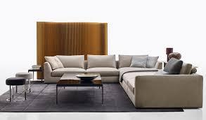 b b italia sofa modular sofa contemporary leather fabric richard b b italia