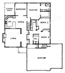 baby nursery split floor plan ranch split house plans pics
