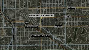 Chicago Shootings Map by 3 Shot 1 Fatally Inside South Side Fast Food Restaurant Wgn Tv