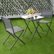 Folding Bistro Chairs Folding Bistro Tables