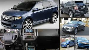 2010 ford edge sport news reviews msrp ratings with amazing