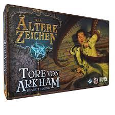 Fertigk He Das ältere Zeichen Tore Von Arkham U2022 Erweiterung Deutsch