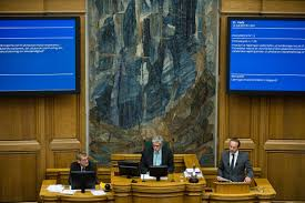 danish parliament passes motion supporting dialogue on