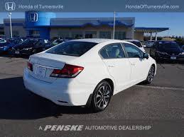 2014 used honda civic sedan 4dr cvt ex at honda of turnersville