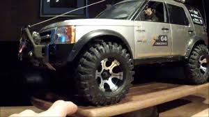 custom land rover lr3 rc4wd trailfinder 2 land rover discovery 3 youtube
