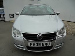 used volkswagen eos cars for sale drive24