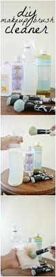 diy makeup brush cleaner use this spray in between deep cleanings to keep your makeup
