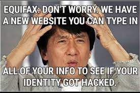 It Security Meme - equifax security equifaxsecurity twitter