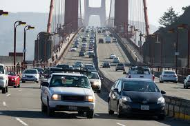 Traffic Map San Francisco by San Francisco Is Fourth Most Congested City In The World Says
