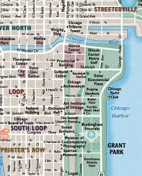 chicago map printable city maps and maps for web print and display media