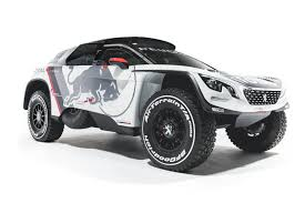 peugeot pars 2017 peugeot target back to back dakar wins with new car