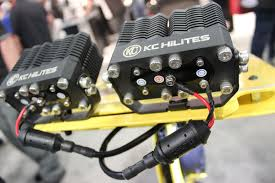 jeep kc lights sema 2014 kc hilites shows off some bright imagination off road