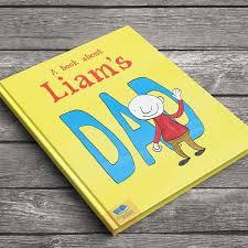 Personalised Keepsake Story Book For Children By My Personalized My Book Simply Personalized