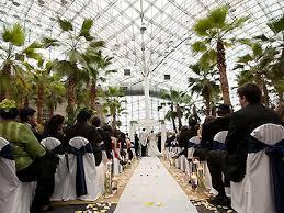 Unique Wedding Venues Chicago Crystal Garden At The Navy Pier Chicago Wedding Venues Chicago