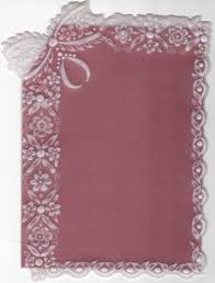 lace parchment craft magazine christmas projects 2010 by maria