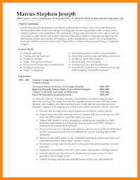Resume Summary Statement Example by Resume Summary Statement Free Resume Example And Writing Download