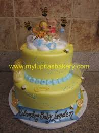 winnie the pooh baby shower cake lupita s bakery baby shower gallery 1