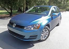 volkswagen golf blue 2015 volkswagen golf test drive nikjmiles com