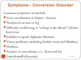 Hysterical Blindness Definition Somatoform Disorders Psychophysical Problems