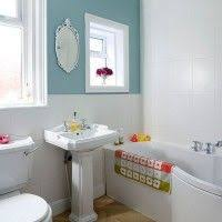 Period Style Bathroom Ideas Housetohome Co Uk by Chic Country Bathroom A Pretty Duck Egg Colour Scheme Is Teamed