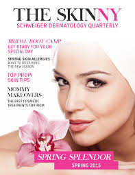 the skinny spring 2015 by schweiger dermatology group issuu