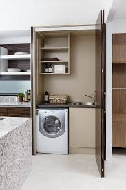 laundry in kitchen ideas harvey norman s design renovations showroom your stop
