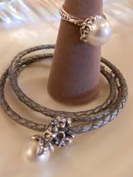 wrap bracelet with charms images Pandora harriet dee jpg