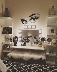 Beautiful Makeup Vanities Best 25 Cute Makeup Vanity Ideas On Pinterest Vanity Beauty