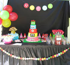 Yo Gabba Gabba Party Ideas by Two Parts Sugar Blog Archive The Ultimate Yo Gabba Gabba Party U2026