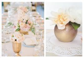 wedding centerpiece vases and yellow gold wedding centerpiece vases