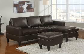 advantages of small leather sectional sofa u2013 bazar de coco