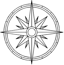 cool compass design tattoos compass