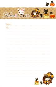 free halloween letter paper by tho be on deviantart