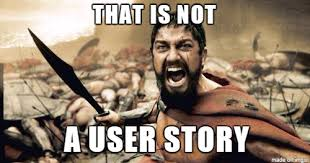Agile Meme - what is a user story eli5 scrumi medium