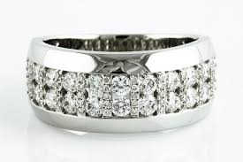 white gold mens wedding rings the expensive wedding rings with diamonds rikof