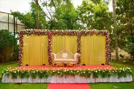 wedding stage decoration the images collection of exquisite mandaps decor engagement