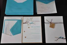 Love Bird Wedding Invitations Store Bought Stationery Love Bird Theme Weddingbee Photo Gallery