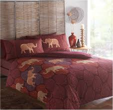 art moroccan double quilt duvet cover and 2 pillowcase bed linen