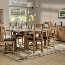 Dining Room Furniture Dining Room Oak Furniture UK - Dining room chairs oak