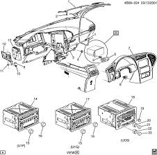 buick rendezvous radio wiring diagram 2003 buick rendezvous radio