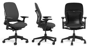 Steelcase Chairs Steelcase Leap Chair Review Back Pain Health Center