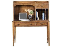 slumberland hearthstone collection rustic oak computer desk