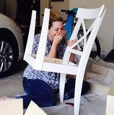 Ikea Furniture Meme - ikea shame the face after fail of building a ikea chair